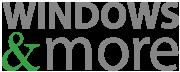 Windows & More Logo