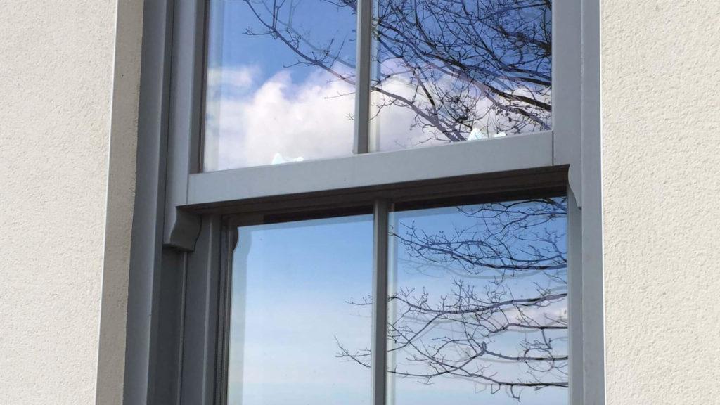 Timber Sash Window Frame