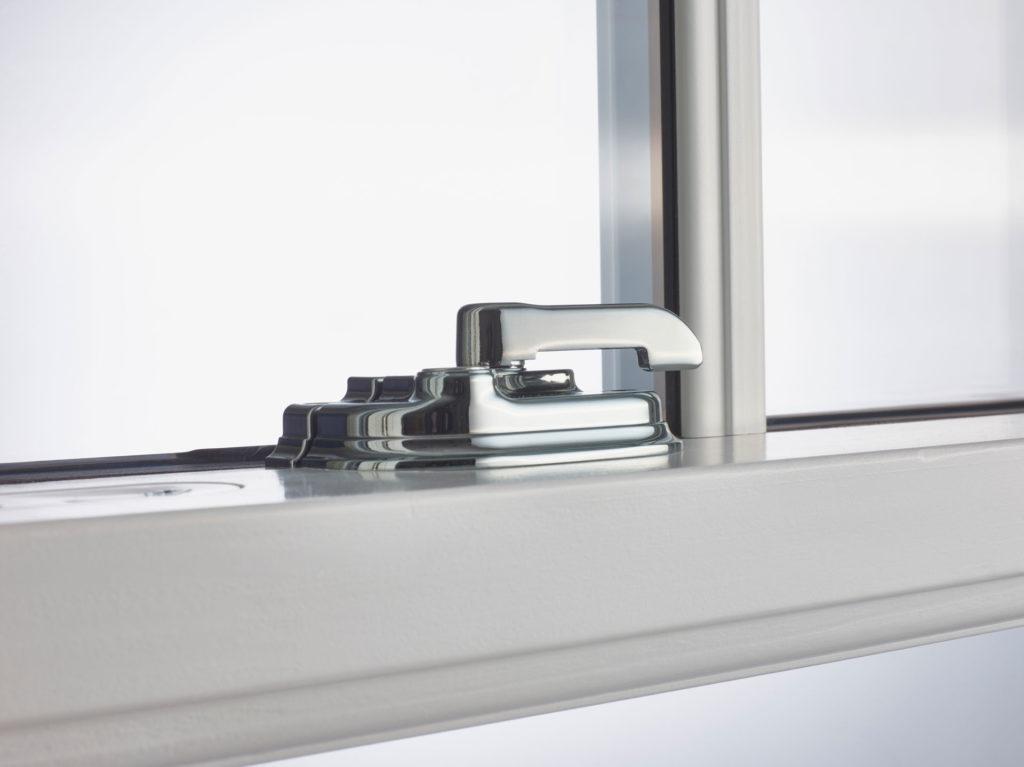 Sliding Sash windows mechanism detail