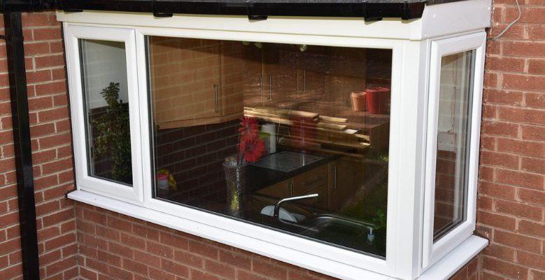 uPVC kitchen windows