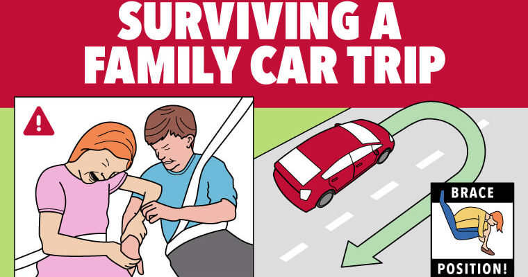 Surviving a Family Car Trip featured image
