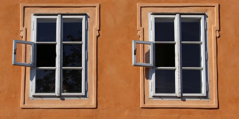 Timber windows